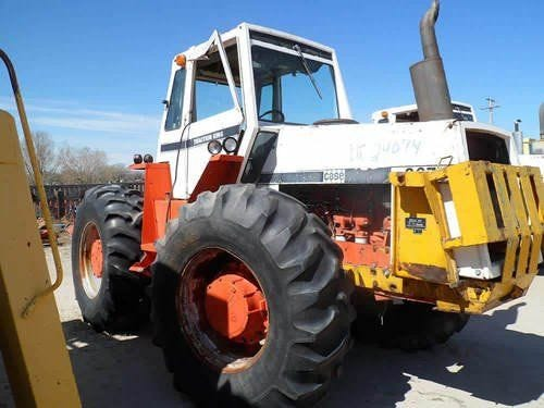 Used Case 2670 Tractor Parts