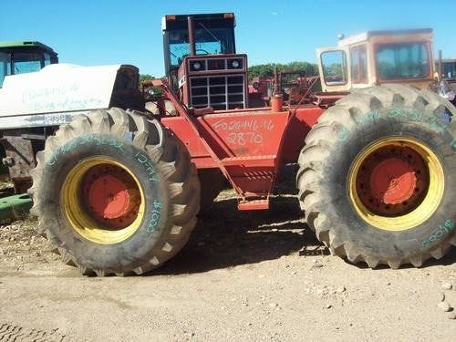 Used Case 2870 Tractor Parts