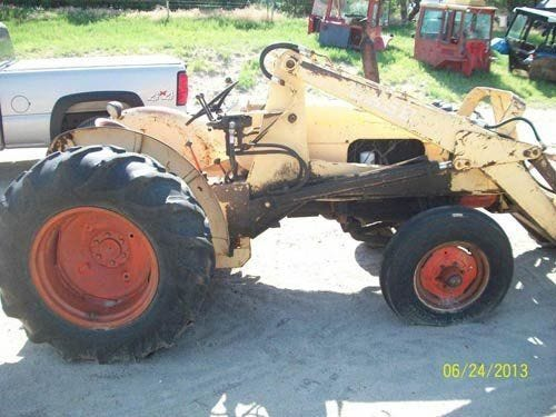 Used Case 310 Tractor Parts