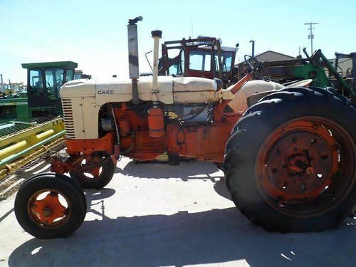 Used Case 400 Tractor Parts