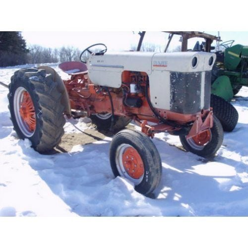 Used Case 411 Tractor Parts
