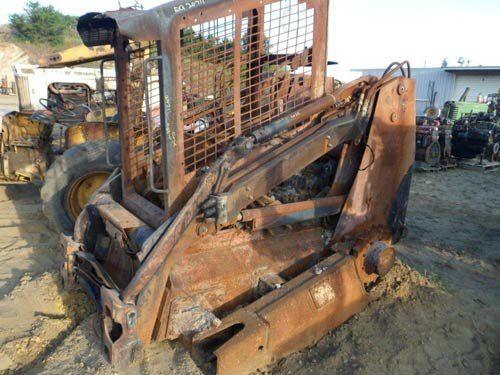 Used Case 450 Skid Steer Loader Parts