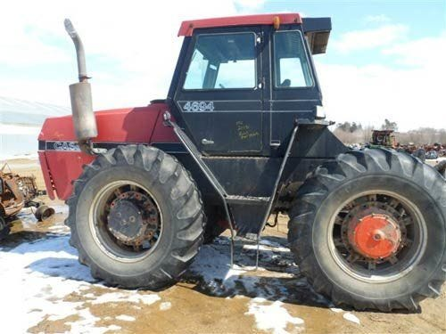 Used Case 4690 Tractor Parts