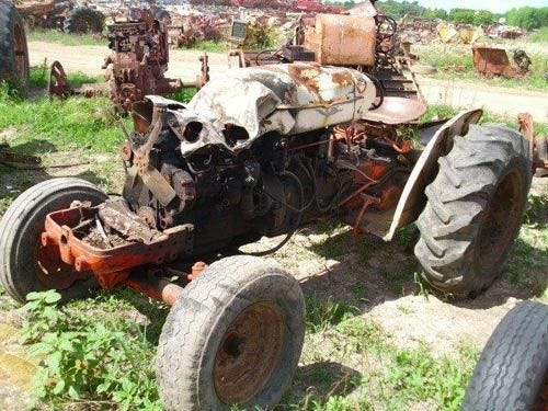 Used Case 530 Tractor Parts