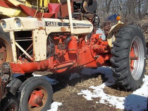 Used Case 730 Tractor Parts