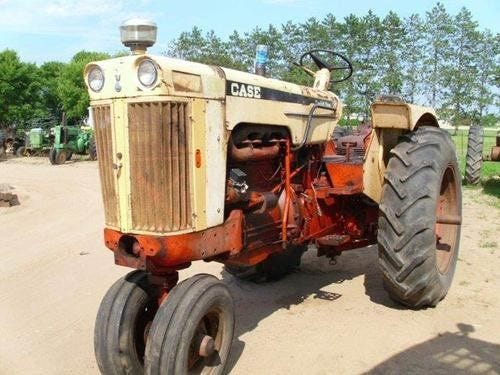 Used Case 830 Tractor Parts