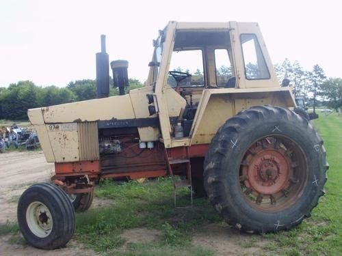 Used Case 970 Tractor Parts
