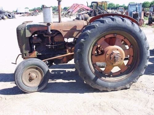 Used Case D Tractor Parts