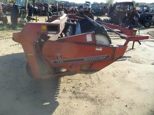 Used Case IH 1190 Hay Cutting Parts