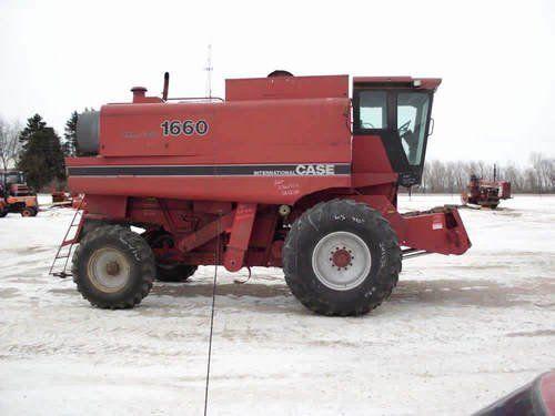 Used 1986 Case IH 1660 Combine Parts
