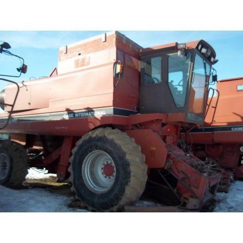 Used 1991 Case IH 1660 Combine Parts