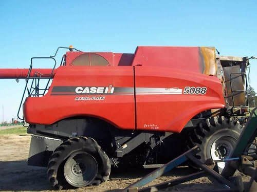Used 2011 Case IH 5088 Combine Parts