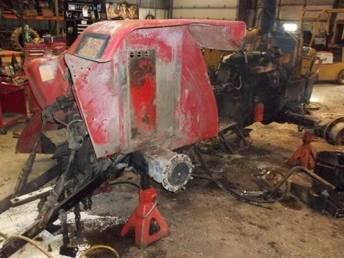 Used Case IH 585 Tractor Parts