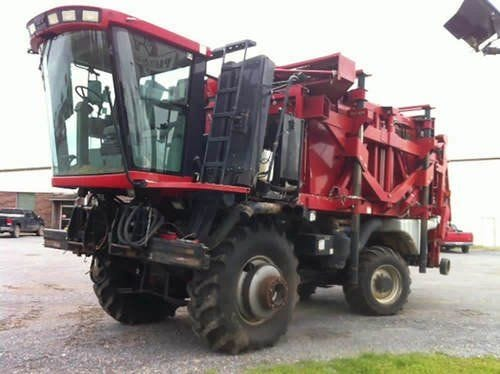 Used 2007 Case IH 625 Harvester Parts