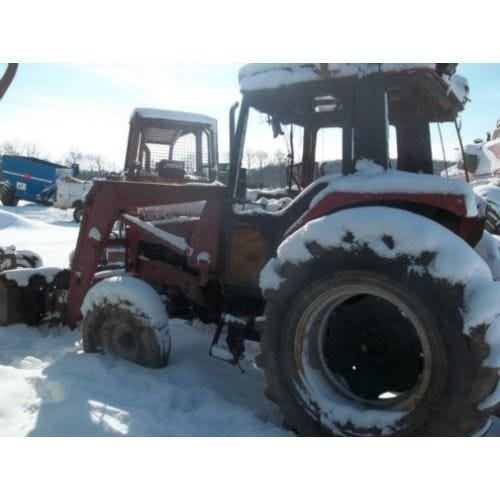 Used 1987 Case IH 685 Tractor Parts