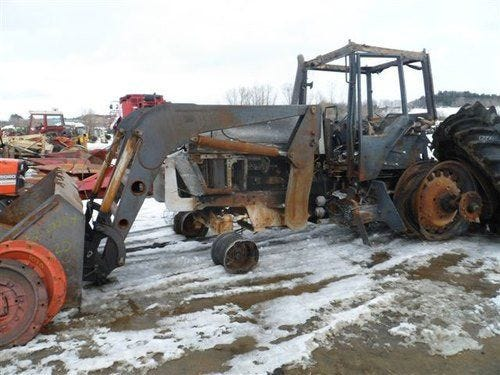 Used Case IH 7120 Tractor Parts