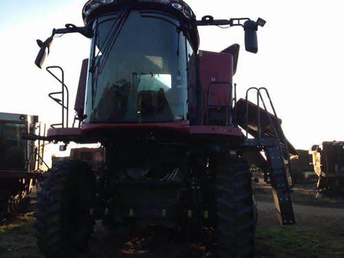Used 2014 Case IH 8230 Combine Parts