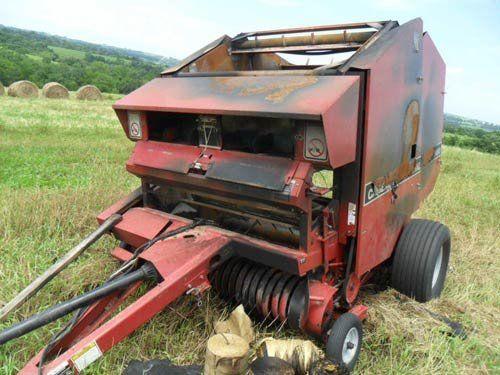 Used Case IH 8480 Baler Parts