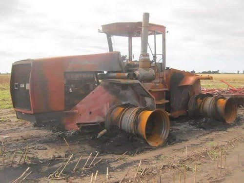 Used Case IH 9270 Tractor Parts