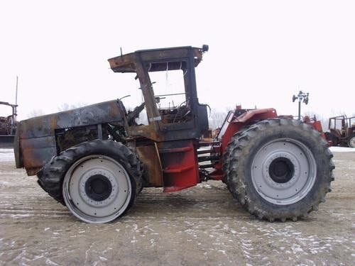 Used Case IH 9330 Tractor Parts