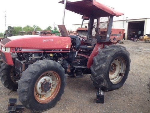 Used Case IH C90 Tractor Parts