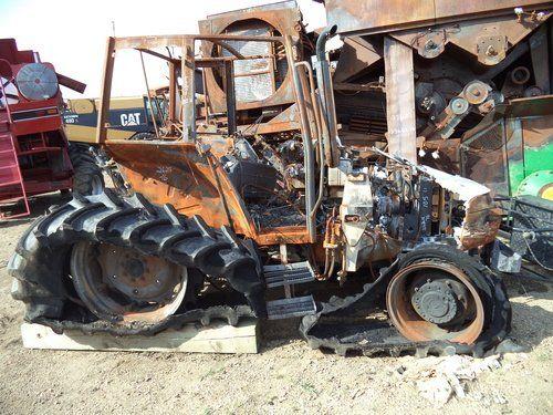 Used Case IH Farmall105U Tractor Parts