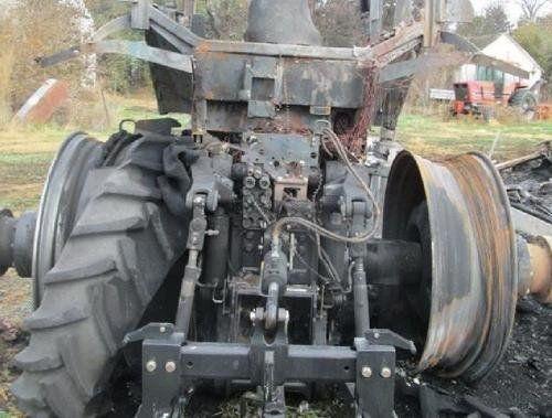 Used 2012 Case IH Magnum 235 Tractor Parts