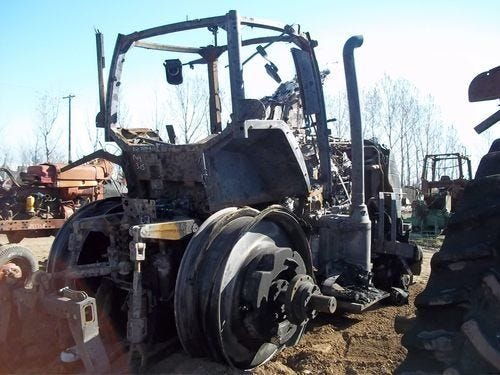 Used Case IH Magnum 315 Tractor Parts