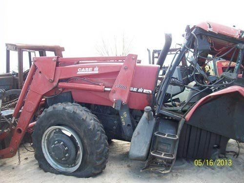 Used Case IH MX100 Tractor Parts