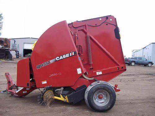 Used 2014 Case IH RB455A Baler Parts