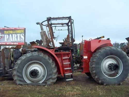 Used 2012 Case IH Steiger 450 Tractor Parts