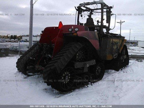 Used 2015 Case IH Steiger620 Tractor Parts