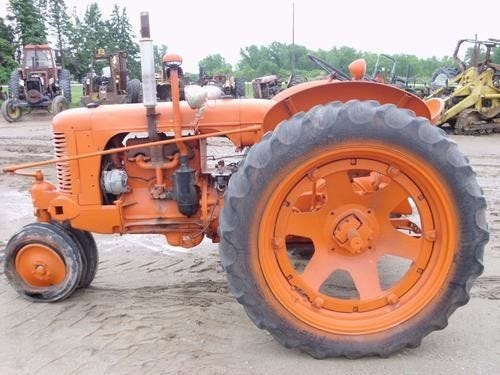 Used Case S Tractor Parts