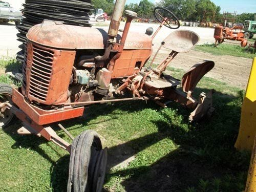 Used Case V Tractor Parts