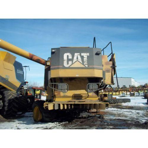 Used 2002 Cat / Lexion 480 Combine Parts