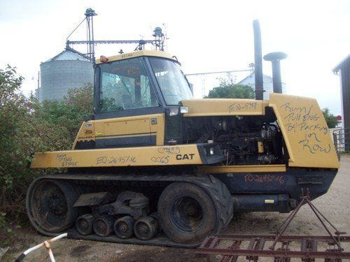 Used Challenger / Caterpillar 65 Tractor Parts