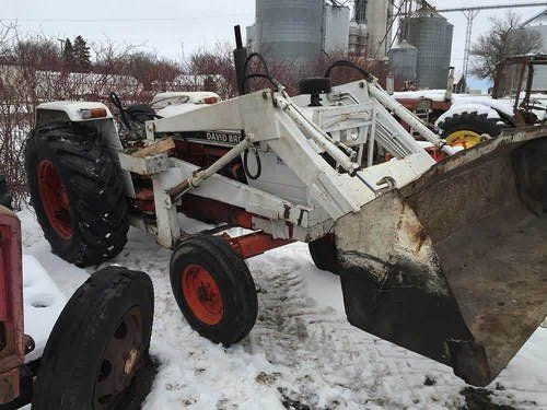 Used David Brown 1212 Tractor Parts
