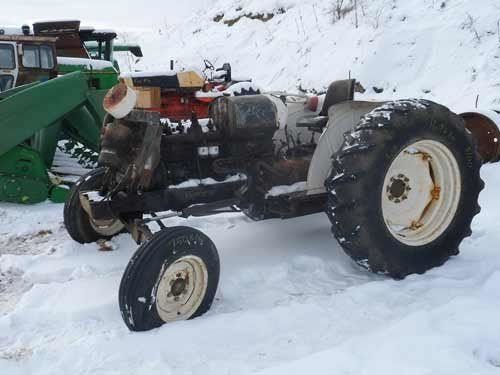 Used David Brown 990 Tractor Parts