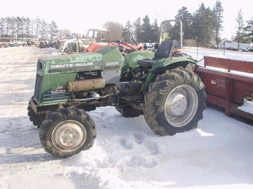 Used Deutz Allis 5230 Tractor Parts