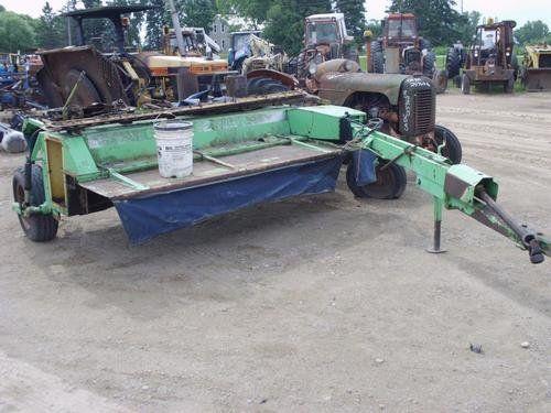 Used Deutz SM70RC Hay Cutting Parts