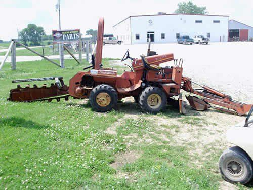 Used Ditch Witch 2310 Construction & Industrial Parts