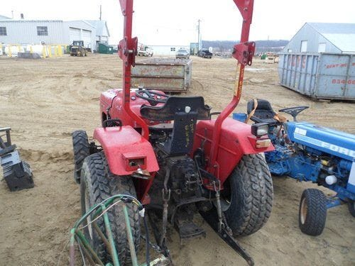 Used Farm Pro 2430 Tractor Parts