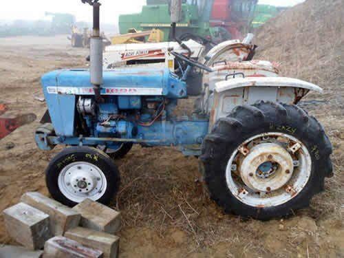 Used Ford 1000 Tractor Parts