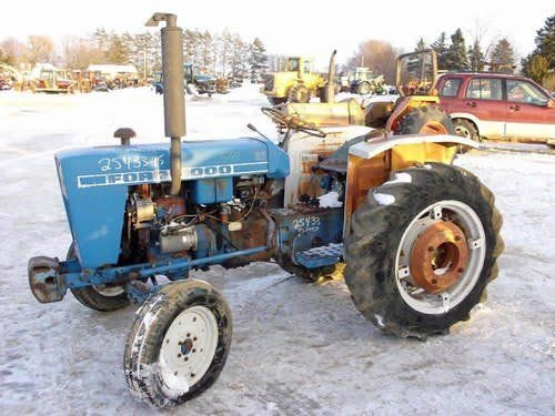 Used Ford 1100 Tractor Parts