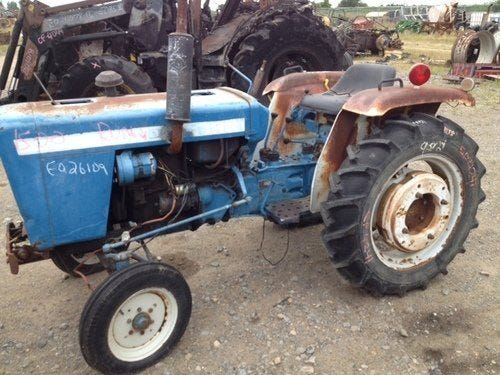 Used Ford 1500 Tractor Parts