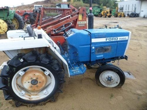 Used Ford 1560 Tractor Parts