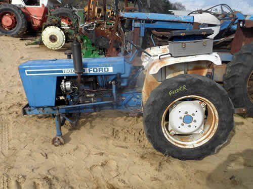Used Ford 1900 Tractor Parts