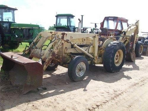 Used Ford 3500 Construction & Industrial Parts
