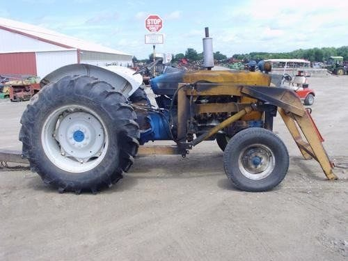 Used Ford 4100 Tractor Parts