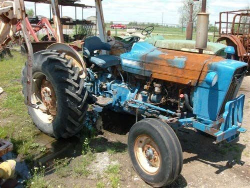 Used Ford 4610 Tractor Parts
